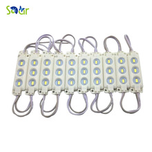 100pcs Injection LED module waterproof SMD 5730 LED Backlight DC12V SMD5730 3led IP68 for Advertising sign Letter lighting box(China)