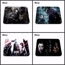 Luxury Printing Special Pattern Batman Joker And Two Face New Arrivals Mouse Pad Computer Gaming Mouse PadsDecorate Your Desk