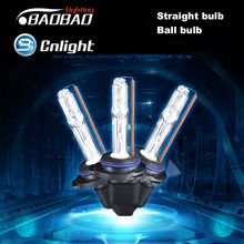 Cnlight Top Quality Car hid headlight bulb 35W car styling 4300k 6000k 8000k H1 H3 H7 H11 9005 9006 for Volkswagen Toyota Honda(China)