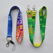 Lanyard Man Women Boy Girls Sport Teams  Lanyard For Key chains ID Badge Cell Phone Charms Neck Strap Lanyards