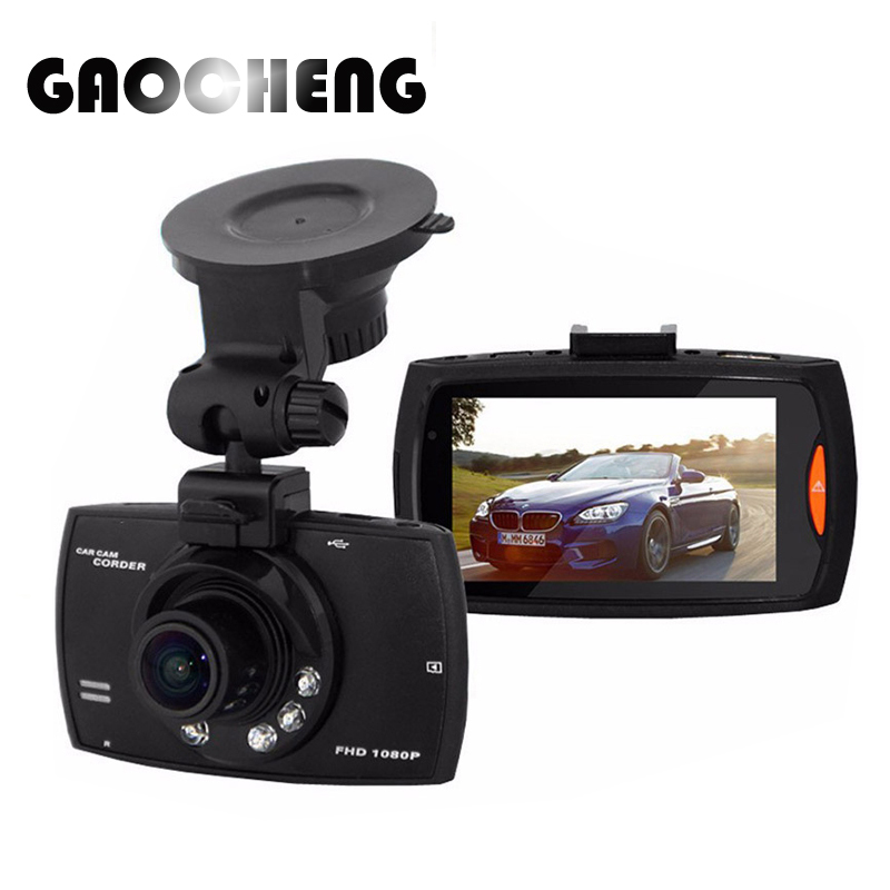 New G30 Wifi Car Dvrs FULL HD 1080P Car Camera 140 Degree Car Dvr Recorder Parking monitor Dash cam Support Rear view Camera(China)