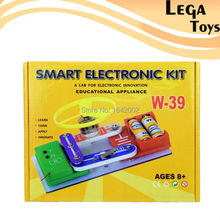 Small Electroni blocks Kit innovation Learning toy,Diy toy Electronic Educational Appliance machine best Toy for children