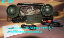 check assurance supplier mp3 hunting device electronic hunting bird callers with 35w speaker