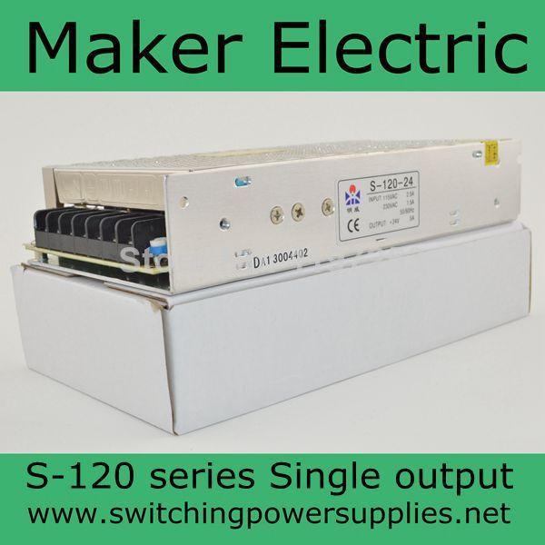 provide stable output 120w (12v/10a) S-120-12V<br><br>Aliexpress