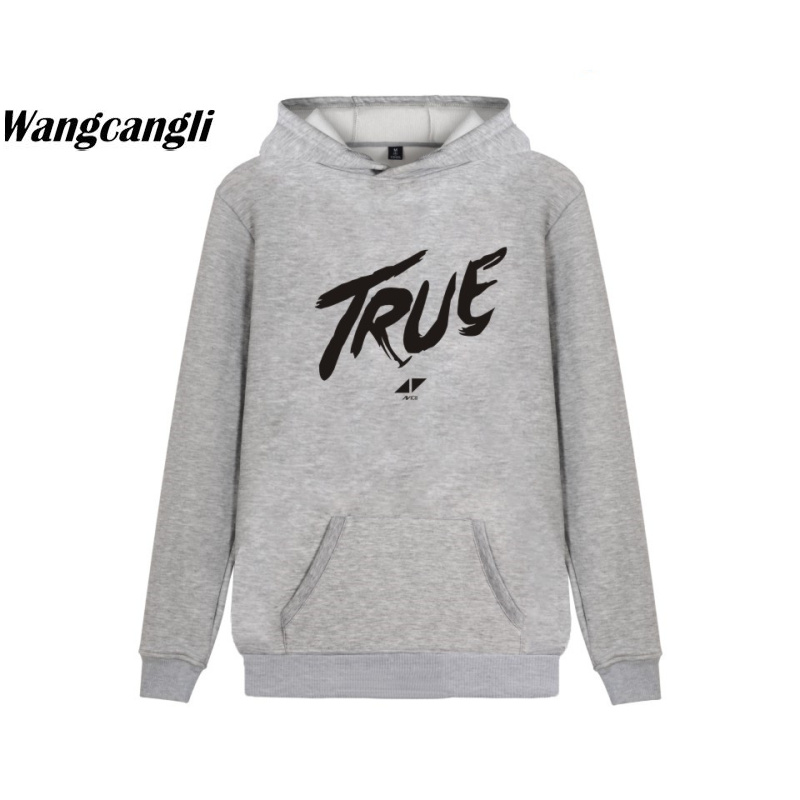 2017 Avicii Print Cotton O-neck Fashion Hoodie Sweatshirts Men /Women High Quality plus size sweatshirt Hoodies Winter Jacket