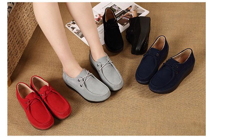 HX 3213-2 (1) 2017 Autumn Winter Women Shoes Flats