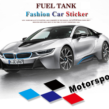 Buy Car Sticker Fuel Tank Car Styling Body Film Decal Chromed Emblem Badge BMW Series 3/GT5/X1 X3 X5 X6 2 Pcs/Lot Accessories for $4.80 in AliExpress store