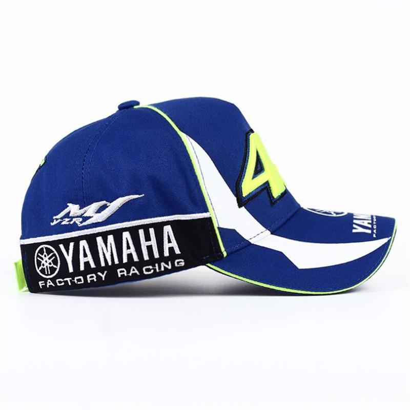 Baseball Cap Hat Motorcycle Racing VR46 Caps Bone For Men Women