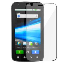 5X Clear LCD Screen Protector Covers For Motorola Atrix 4G MB860