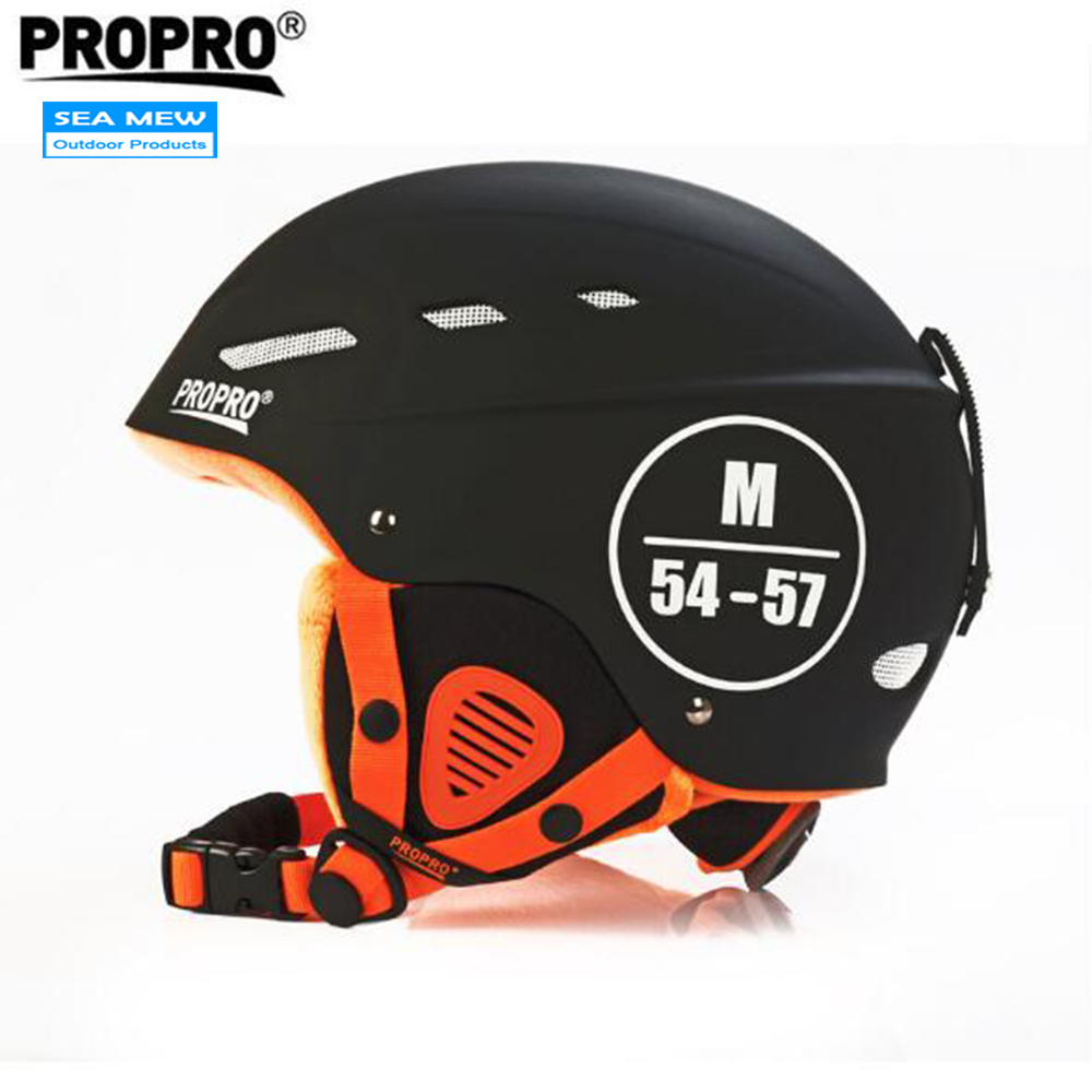 PROPRO Ski Helmet Adult Snowboard Mens Covers Head Guard Helmet Skate Outdoor Sports Protection Airsoft Downhill Helmets<br>