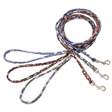 120cm Adjustable Pet Dog Leash Harness Type Lead Strap for Schnauzer Shelties Cocker Spaniel Medium Or Small Pet Animal 3 Colors