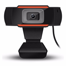 High Definition USB 2.0 PC Camera 640X480 Video Record HD Webcam Web Camera with MIC for Computer PC Laptop Skype MSN(China)