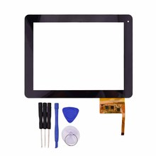 9.7 Inch Capacitive Panel Replacement for Ployer Tablet PC MOMO11 Bird Edition DPT 300-L3456B-A00 Touch Screen Free Shipping(China)