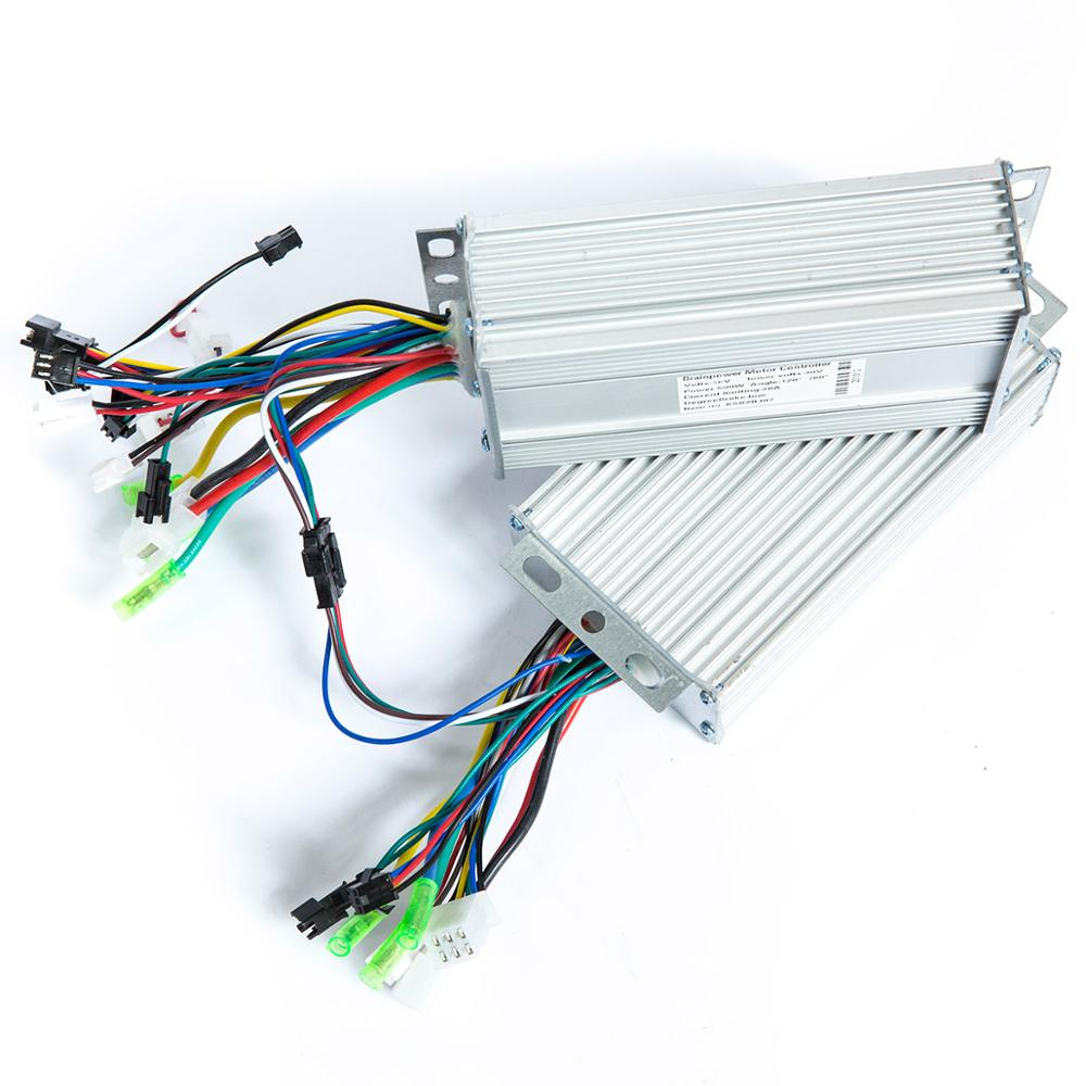 36V//48V 350W DC Electric Bicycle E-bike Scooter Brushless DC Motor Controller HH