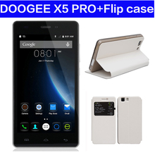 "Clearance sale Original Doogee X5 Pro 5.0"" HD IPS 4G LTE Mobile Phone Quad Core 2GB RAM 16GB ROM Android Dual SIM GPS celulares"