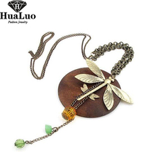 100% Guaranteed  Europe&America Air Butterfly necklaces & pendants Necklace length 30 inch Pendant Size 6.5cm*11cm