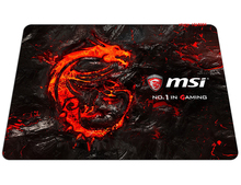 msi mouse pad Wholesale large pad to mouse notbook computer mousepad High-end gaming padmouse laptop gamer play mats(China)
