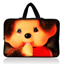"13"" Cute baby Design Neoprene Soft Laptop Netbook Sleeve Bag Case Cover +Hide Handle For Macbook Pro/Air 13.3 Inch New Model(China)"