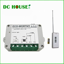 DC HOUSE CN USA EU Stock Wireless Remote Control Kit motor controller for Linear Actuators door open
