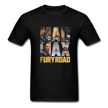 Men's T Shirt Movie 2017 EPiC MAD Max Fury Road Fashion Top Tee Shirt Summer Shorts Sleeve Casual Cotton Clothing for Men S-3XL