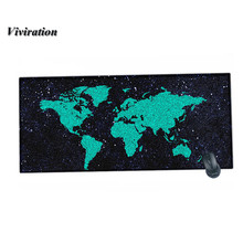 Brand New Viviration Fashionable High Quality Rubber Mousepad Large Size 900x400mm Gaming Mouse Pad Wholeale Keyboard Mouse Pad