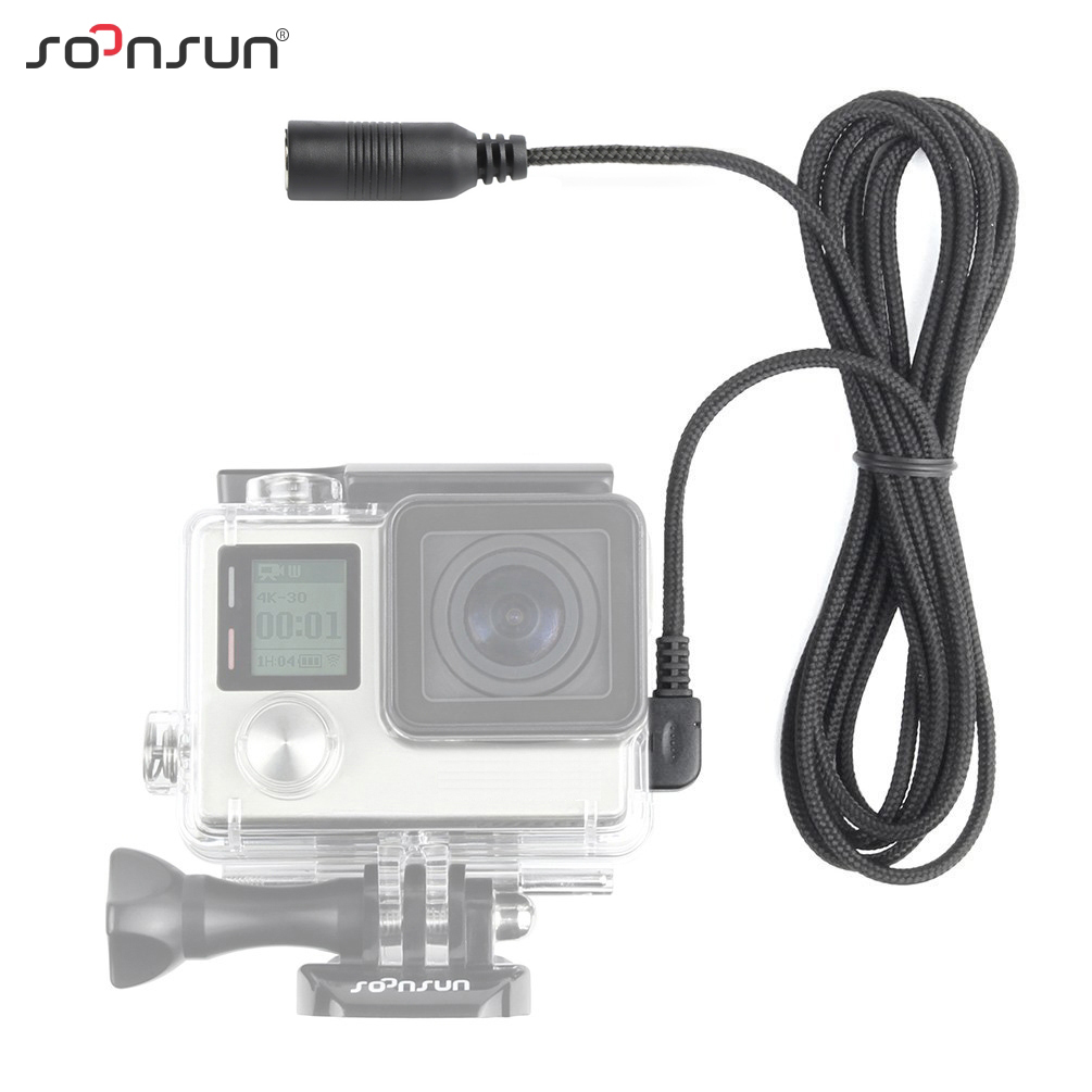 GoPro Microphone Adapter GPO-2004i