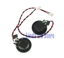 1pair Original Replacement Part Left & Right Channel Speaker with cable For Nintendo WII U wiiu Gamepad with tracking number(China)
