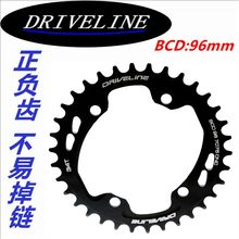 driveline 7075 96bcd 32/34/36/38t/40t narrow wide for m800/m9000 crank