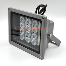 12 PCS LED 60M Distance IR Infrared Illuminator light lamp For CCTV security camera IR night vision DC/AC Optional (SI-12W)