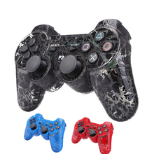 Black/Blue/Red Bluetooth Wireless Game Controller Joystick For sony playstation 3 PS3 SIXAXIS Joystick Gamepad
