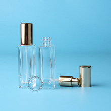 5pcs/Lot Empty Glass 30ml Perfume Bottle with Water Women Makeup Tools Container 30g Spray Pot Atomizer Packaging