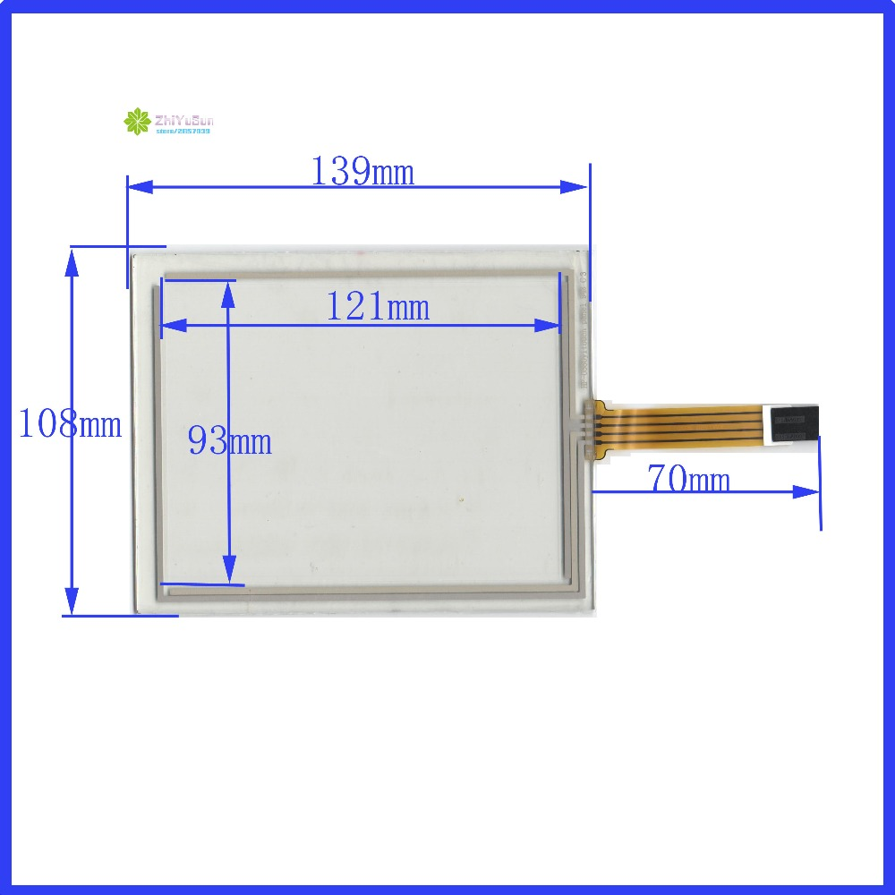 ZhiYuSun  For HP-0580yitouch panel  XWT259 139mm*108mm 5.8inch 4 line For CarDVD touch screen panel  139*108 this is compatible <br>