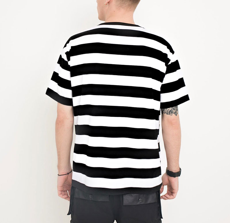 Casual Coon Striped Tshirts 6