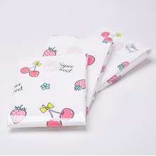 Girls Series Lovely Cherry Pattern Vacuum Compressed Bag Save Space Home Pouch Seal Package Clothes Bedding Sorting Supplies(China)