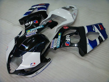 For SUZUKI GSX-R1000 K3 03 04 Blue Black B325 GSX R1000 K3 GSXR 1000 2003 2004 GSXR1000 Fairing Kit