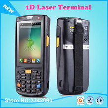 Free Shipping PDA Rugged pda Handheld pda Android pda For 1D Wifi/GPRS/3G/Bluetooth4.0/ GPS Mobile Scanner(China)