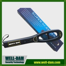 MD800 Hand Held Metal Detector,hand held bomb detector - Shenzhen Well-Dam Technology Co., Ltd store