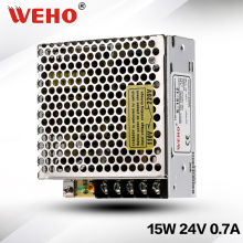 (S-15-24) Professional switching power supply manufacturer 15W 24volt cctv power supply(China)