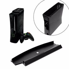 Console Vertical Stand Holder Hold Dock Base For Playstation 3 For PS3 Slim 26*8.8cm Z09 Drop ship(China)