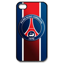 Fly Emirates PSG Paris Saint-Germain Жесткий Чехол для iPhone 4 4S 5 5S SE 5C 6 6S 6 Plus 7 7 Plus 8 8 плюс X 10 случаях(China)