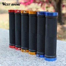 WEST BIKING MTB Cycling Bike Bicycle Accessories Handle Grips For Bicycle Grips Road MTB BMX Bike Bicycle Handlebar