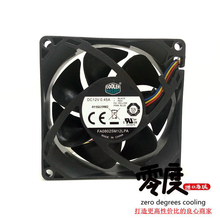 FA08025M12LPA 12V 0.45A 8CM 80*80*25MM 4 wire PWM hydraulic mute CPU fan for Cooler Master