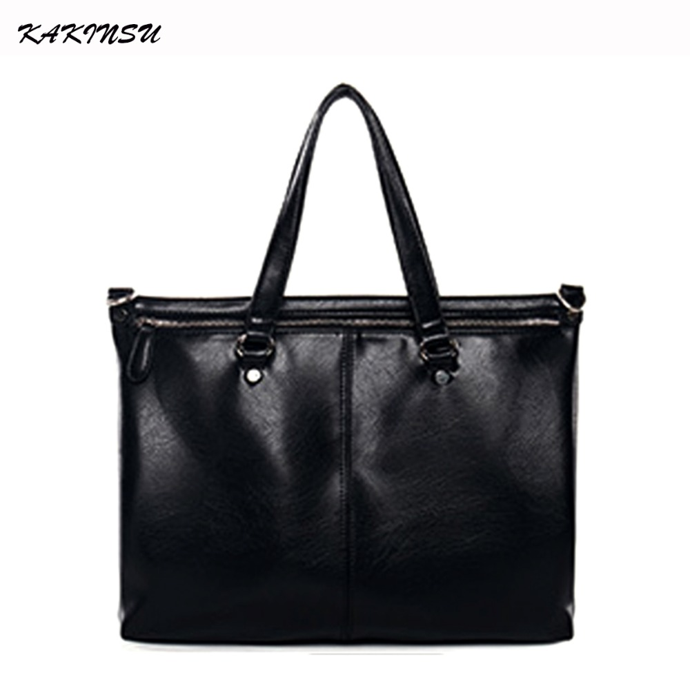 High Quality 13 Inches Laptop Bag Business Mens Leather Bag Briefcase 2016 Fashion Men Handbag Shoulder Men Bags with Key Cases<br><br>Aliexpress