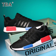 TBA Women&Men Sneaker Winter and Autumn Outdoor Breathable Light Sport Basket Running NMD Shoes(China)