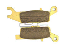 Brake Pads For ATV YAMAHA YFM 250 RSPX/RSEY Special Edition 2008-2009 08-09 Front(Right) OEM New ZPMOTO-BRAKES