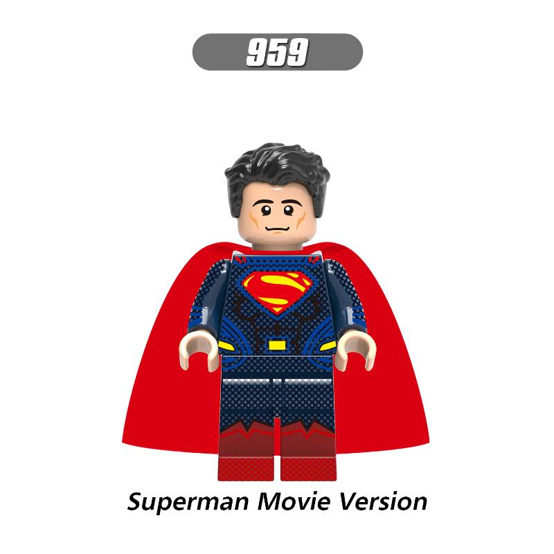 XH959-Superman Movie Version