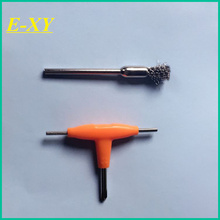 E-XY electronic Cigarette DIY Tool Combination T-type Screwdriver + RDA Cleaning brush Atomizer Tanks Heating Wire Coils DIY