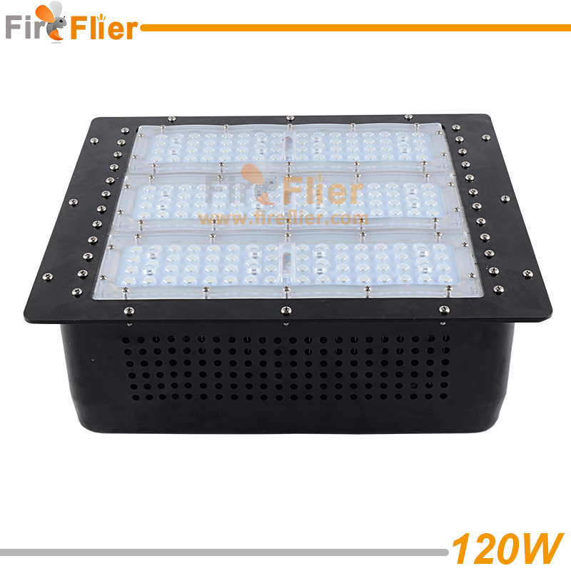 surface mounted led canopy light 120w