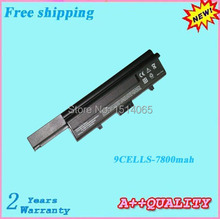 High quality 9CELLS  Laptop Battery For DELL  XPS M1330 11.1V 7800mah