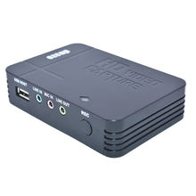 Newest EZCAP 1080P HD Game Video Capture Card Box HDMI YPBPR Recorder for XBOX One 360 PS3 PS4 TV Video Camera Medical Recording(China)
